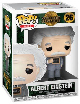 World History - Albert Einstein Vinyl Figure 26