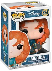 Merida - Legende der Highlands Merida Vinyl Figure 324