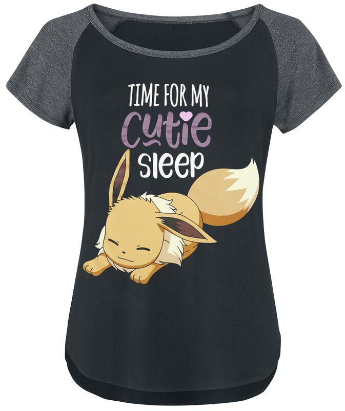 Evoli - Time For My Cutie Sleep