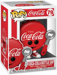 Bottle Cap Vinyl Figur 79