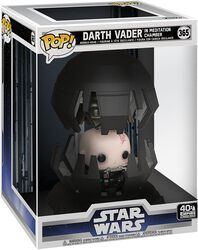 Empire Strikes Back 40th Anniversary - Darth Vader in Meditation Chamber (POP Deluxe) Vinyl Figur 365