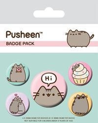 Pusheen Says Hi