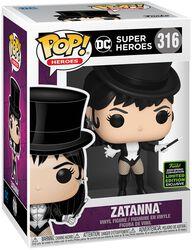 DC Heroes ECCC 2020 - Zatanna Vinyl Figur 316