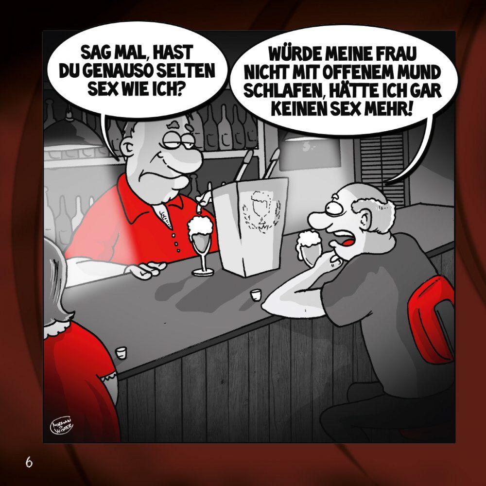 Bd.2: Schluss mit lustig! | Schwarzer Humor aus der