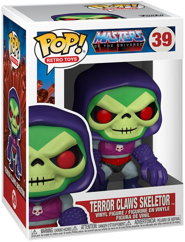 Terror Claws Skeletor Vinyl Figur 39