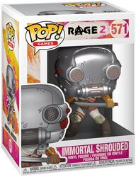 Rage 2 Immortal Shrouded Vinyl Figur 571