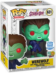 Scooby Doo Werewolf (Funko Shop Europe) Vinyl Figure 631