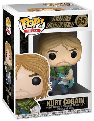 Kurt Cobain Rocks Vinyl Figure 65