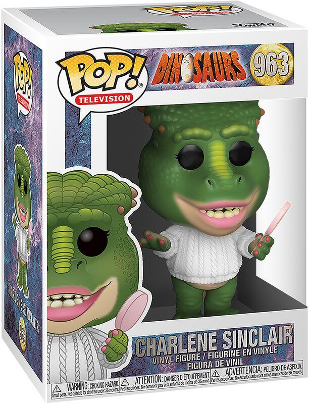 Charlene Sinclair Vinyl Figur 963