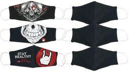 Mask Bundle Normal Size - 3er Bundle als Doppelpack