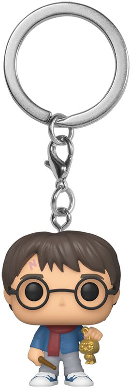 Holiday Harry POP! Keychain