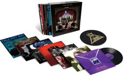 The complete studio albums