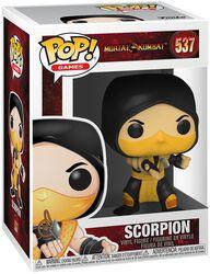 Scorpion Vinyl Figur 537