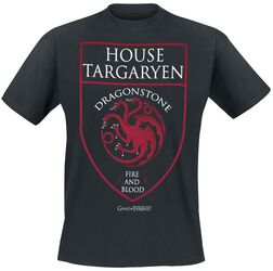 House Targaryen - Dragonstone - Fire And Blood