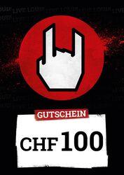 Kauf- und Wertgutschein SFr 100,00