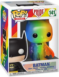 Pride 2020 - Batman (Rainbow) Vinyl Figur 141