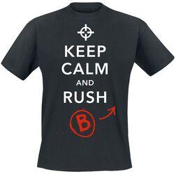 Keep Calm And Rush B