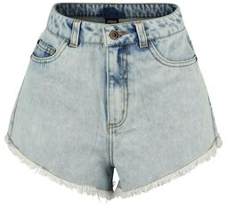 Ladies Denim Hotpants