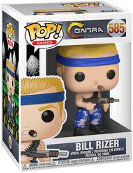 Bill Rizer Vinyl Figur 585
