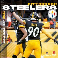 Pittsburgh Steelers - Kalender 2021
