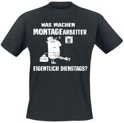 Montagearbeiter