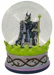Maleficent Schneekugel