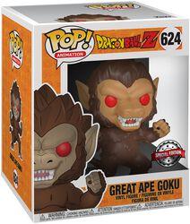 Z - Great Ape Goku (Oversize) Vinyl Figur 624