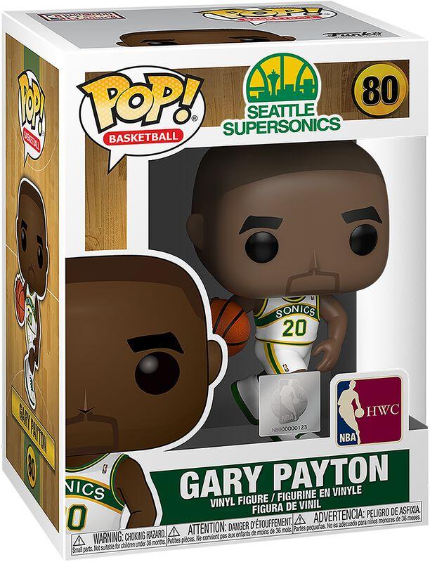 Seattle SuperSonics - Gary Payton Vinyl Figur 80