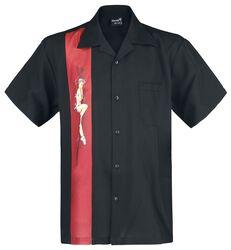 Single Pin Up Panel Shirt