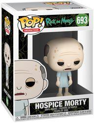 Season 4 - Hospice Morty Vinyl Figur 693