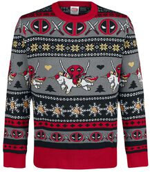 Pony - Taco - Christmas Sweater