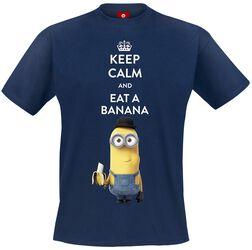 Keep Calm And Eat A Banana