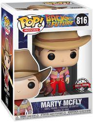Marty McFly Vinyl Figure 816