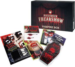 Halloween Freakshow Vampir Box