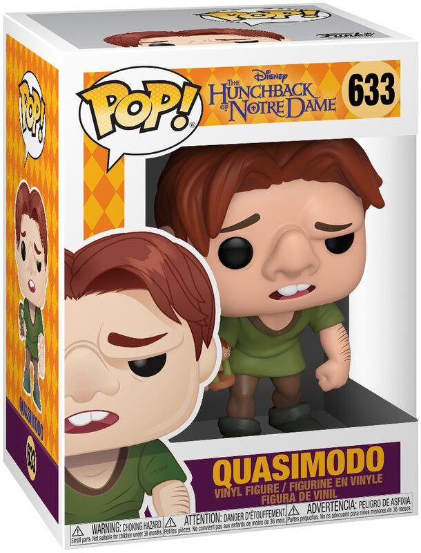 Quasimodo Vinyl Figur 633