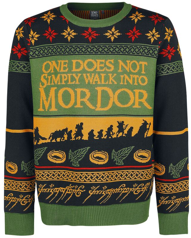 Walk Into Mordor