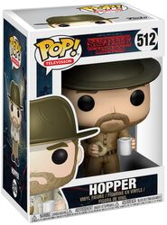 Hopper with Donut (Chase Edition möglich) Vinyl Figure 512