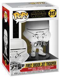 Episode 9 - Der Aufstieg Skywalkers - First Order Jet Trooper Vinyl Figure 317