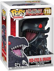 Red-Eyes Black Dragon Vinyl Figur 718