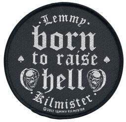 Lemmy Kilmister - Born to raise hell