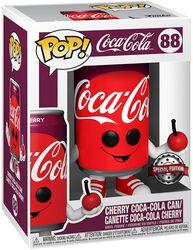 Cherry Coca Cola Can Vinyl Figur 88