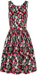 Stawberry Sundae Mini Dress