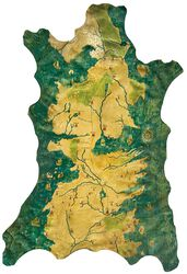 Replik 1/1 Karte von Westeros