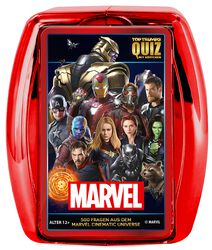 Top Trumps Quiz - MCU