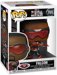 Falcon Vinyl Figur 700