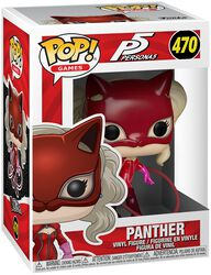 5 - Panther Vinyl Figure 470