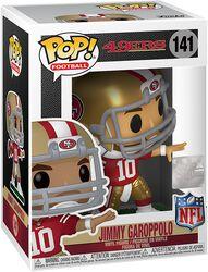 San Francisco 49ers - Jimmy Garoppolo Vinyl Figur 141