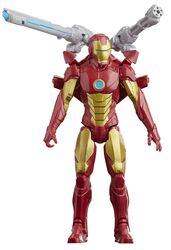 Titan Hero Serie Blast Gear Deluxe - Iron Man