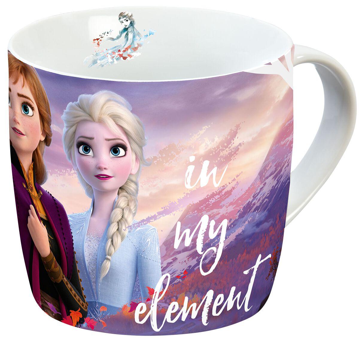 anna & elsa | die eiskönigin tasse | emp