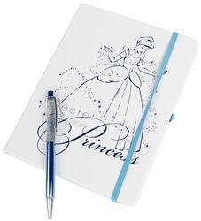 Secret Princess - Notizbuch mit Stift